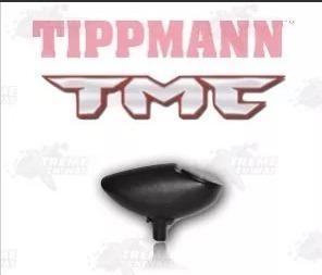 paquete completo tippmann tmc gris hopper overol marcadora x