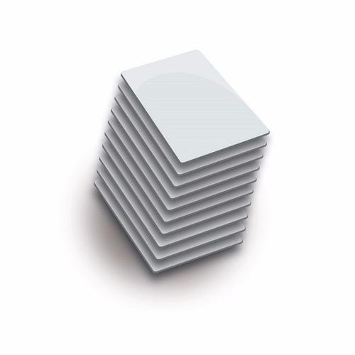 paquete con 10 tarjetas pvc
