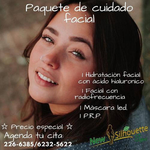 paquete cuidado facial integral