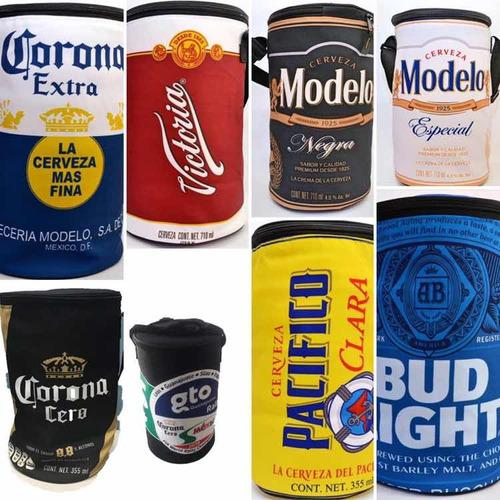 paquete de 10 hieleras capacidad 16 latas de 355 ml
