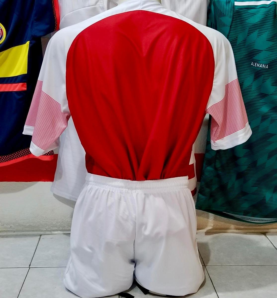 c8cdf68491812 paquete de 10 uniformes de futbol dri-fit arsenal local 2019. Cargando zoom.