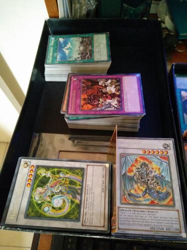paquete de 100 cartas de yugioh originales
