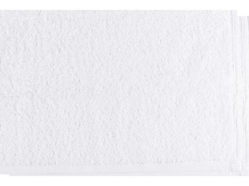 paquete de 100 toalla facial delgada blanca, envio gratis!