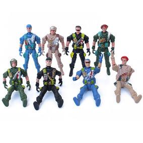 Juguete Paquete 10pcs Soldados Ejército Figura De eD9bWEH2IY