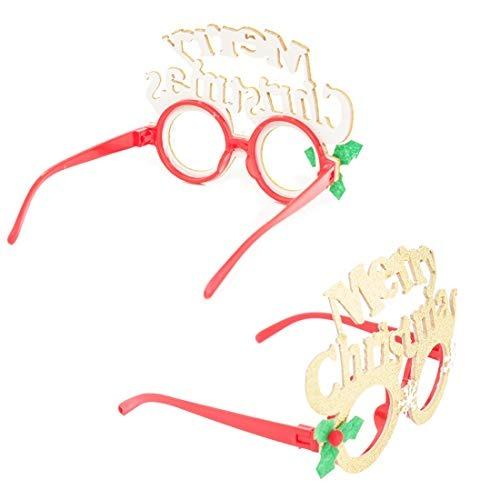 Cuerno Navidad Gafas De Paquete 12 Lentes Reno Sol 201 zMSUVqp