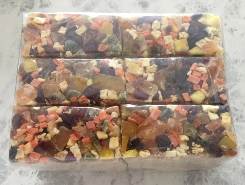 paquete de 12 mini barras de amaranto