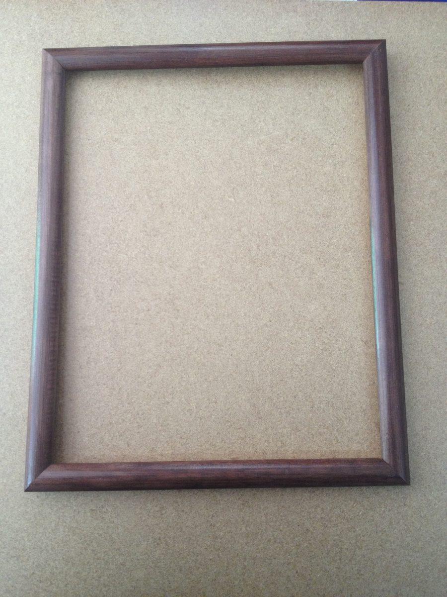 Paquete De 20 Marcos De Madera Tamaño Carta, 21.5x28cm - $ 689.00 en ...