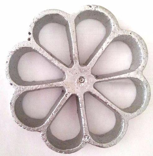 paquete de 3 moldes para buñuelo