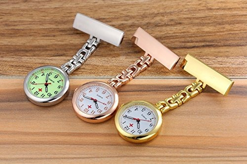 seleccione para genuino seleccione para oficial tienda del reino unido (paquete De 3) Reloj De Bolsillo Para Mujer Con Broche De
