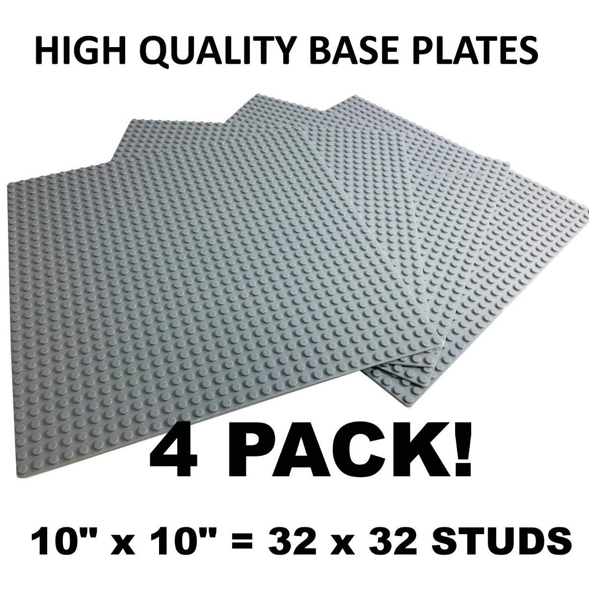 Compatible Varios Original Lego 32 X 32 Stud construcción de placas base