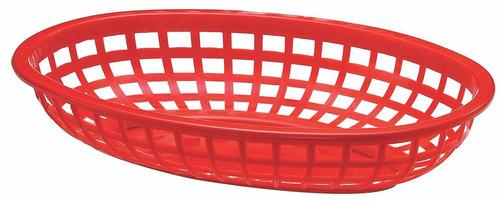 paquete de 5 cestas canastas para comida rapida negocios