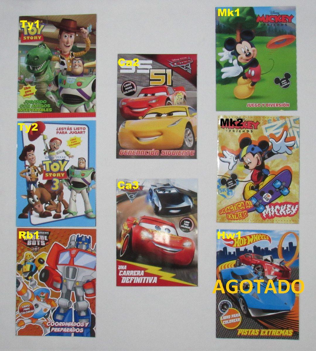 Paquete De 60 Libros Para Colorear Para Fiesta Niños - $ 367.00 en ...