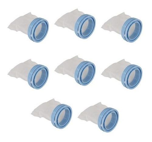 paquete de 8 filtros aspiradora elimina piojos liendres