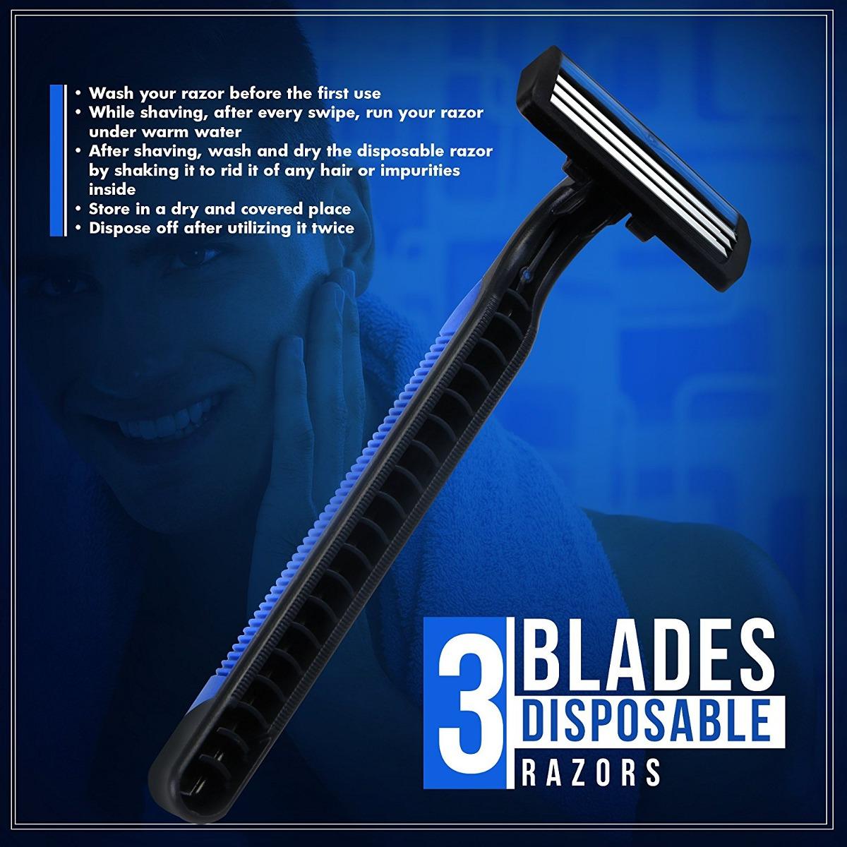 paquete de afeitadoras desechables de 30 por utopia care. Cargando zoom. 9be9f5691cfd