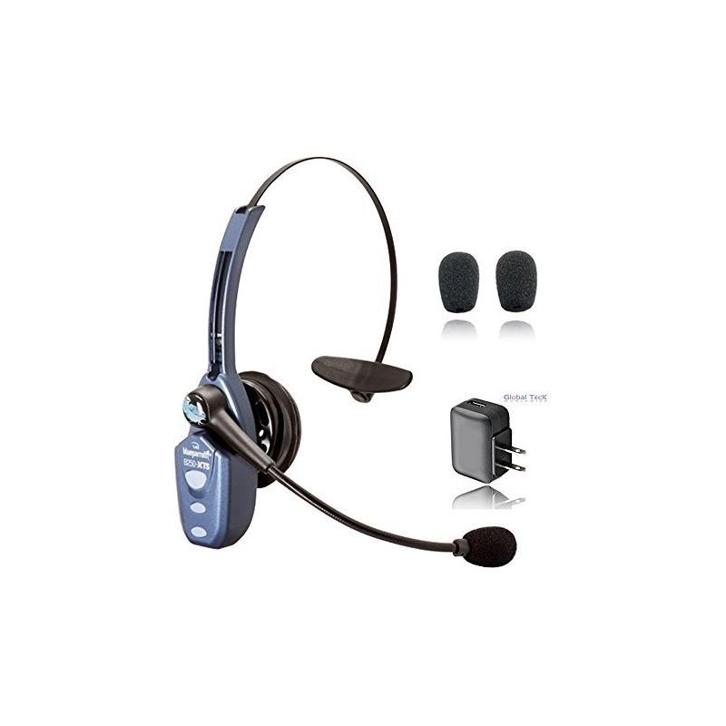bdcb45ababf Paquete De Auriculares Bluetooth Vxi Blueparrott B250-xts Qu ...