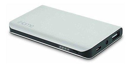 paquete de bateria portatil ihome para universal  smartphone