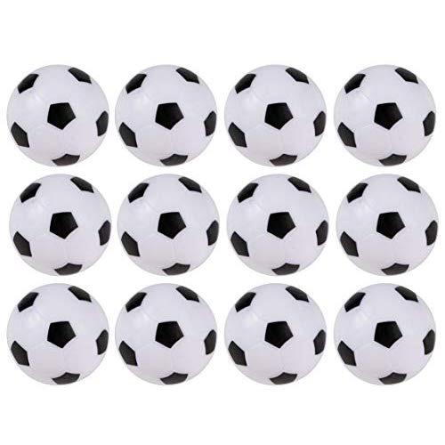 Paquete De Bolas De Futbolín - Reemplazos De Mini Mesas ... 25b4612844e59