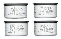 paquete de cera de óxido de zinc satinado smooth 4