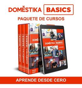 Paquete De Cursos Domestika Basics Para Aprender Desde Cero