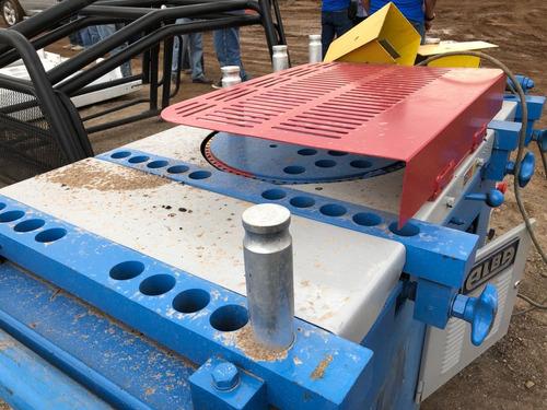 paquete de dobladora y cortadora alba  trifasica 220/240v