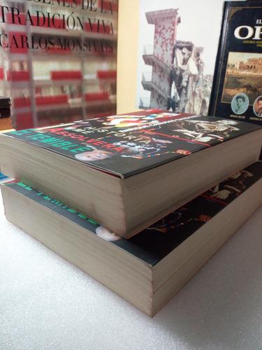 paquete de dos libros- la historia me absolvera: el temible