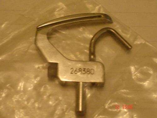paquete de ganchos y base de gancho para maquina industrial