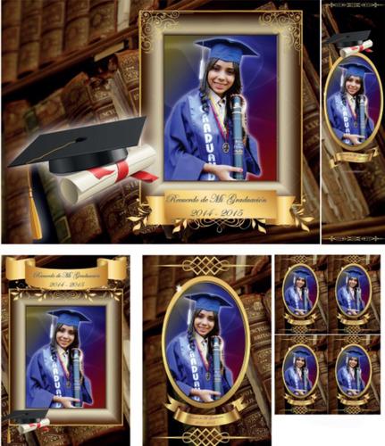 paquete de graduacion