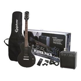 Paquete De Guitarra Eléctrica EpiPhone Les Paul Player Pack