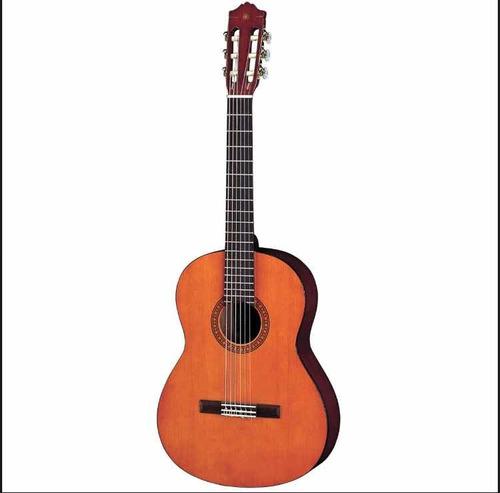 paquete de guitarra yamaha 1/2 y afinador fender