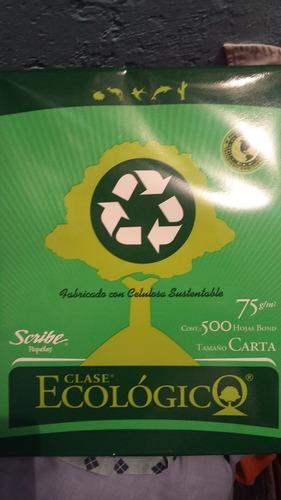 paquete de hojas blancas carta