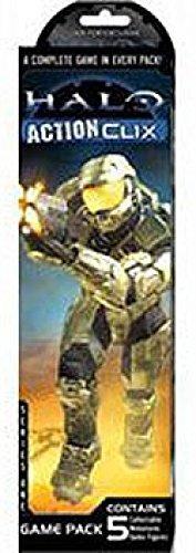 paquete de juego halo actionclix (5 clix)