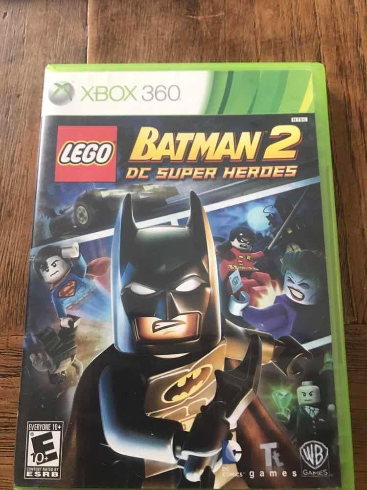 Paquete De Juegos Lego Para Xbox 360 699 00 En Mercado Libre