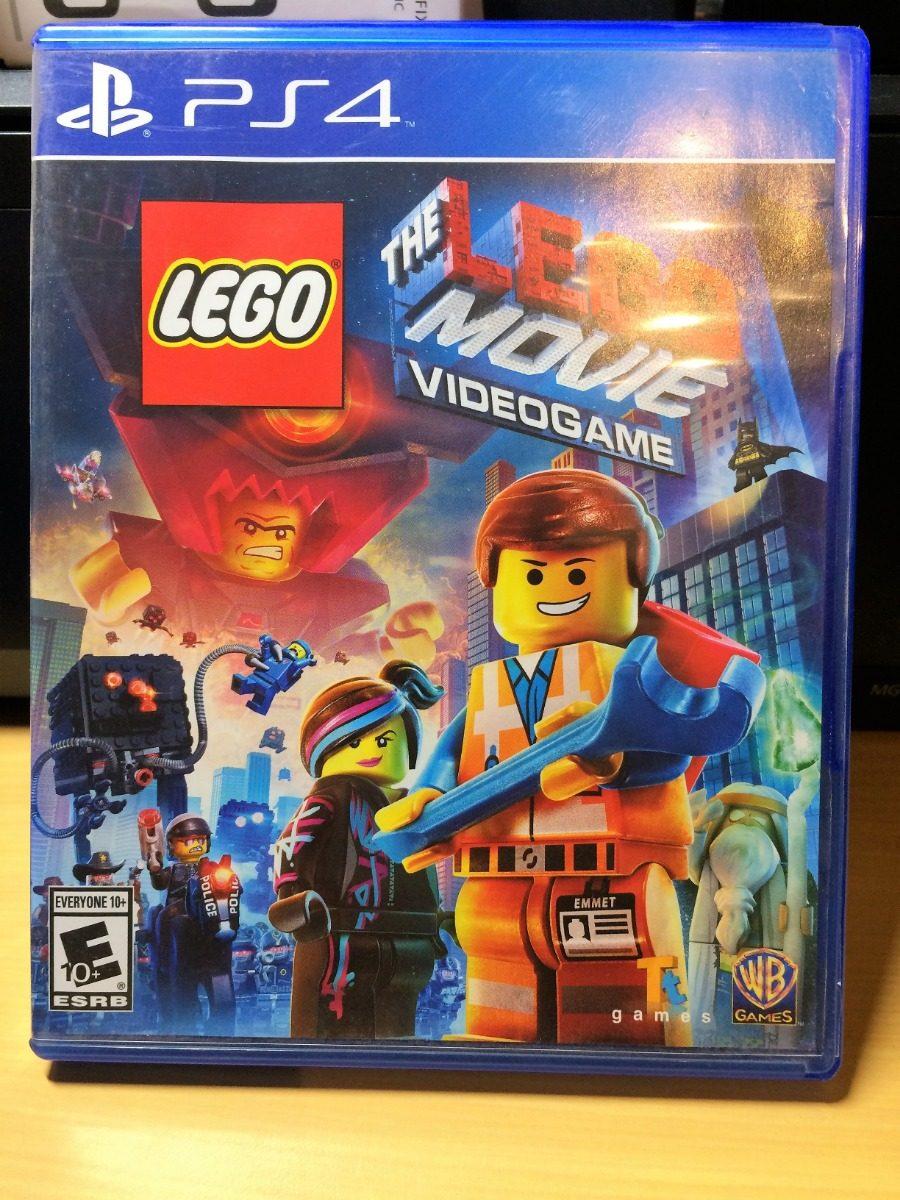 Paquete De Juegos Lego Ps4 S 275 00 En Mercado Libre