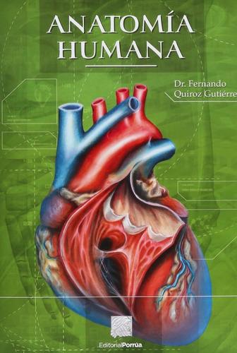 paquete de libros de anatomía quiroz (3)