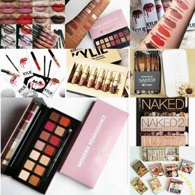 Paquete De Maquillaje 15pzasaltagama Mac Kylie Leer Descrip