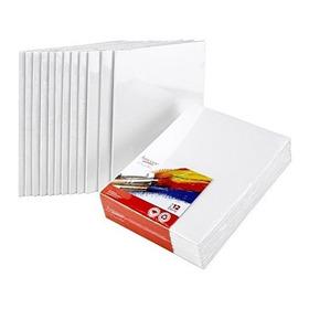 """Paquete De Paneles Artlicious Canvas 12 - 8 """"x10"""""""