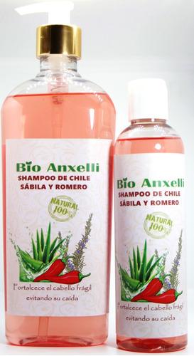 paquete de productos naturales  bioanxelli