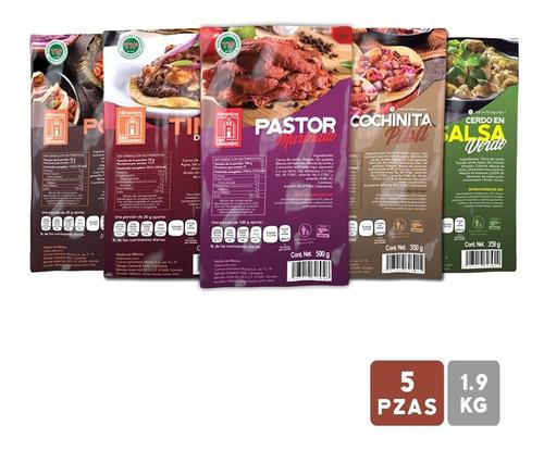 paquete de productos san edmundo 5 pzas