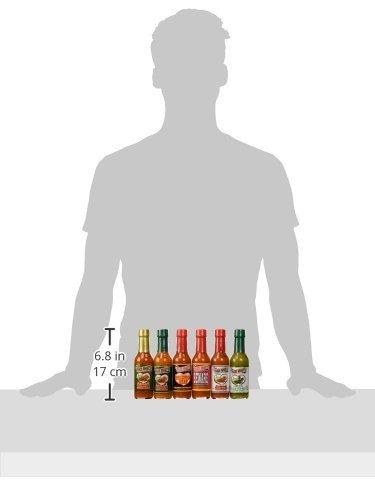 paquete de salsa caliente marie sharp's 6