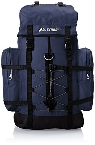 paquete de senderismo everest, navy, one size