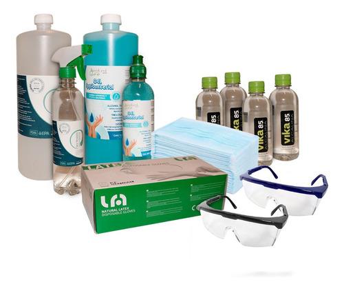 paquete de vida n°1 skywards, cuida tu salud al 100%