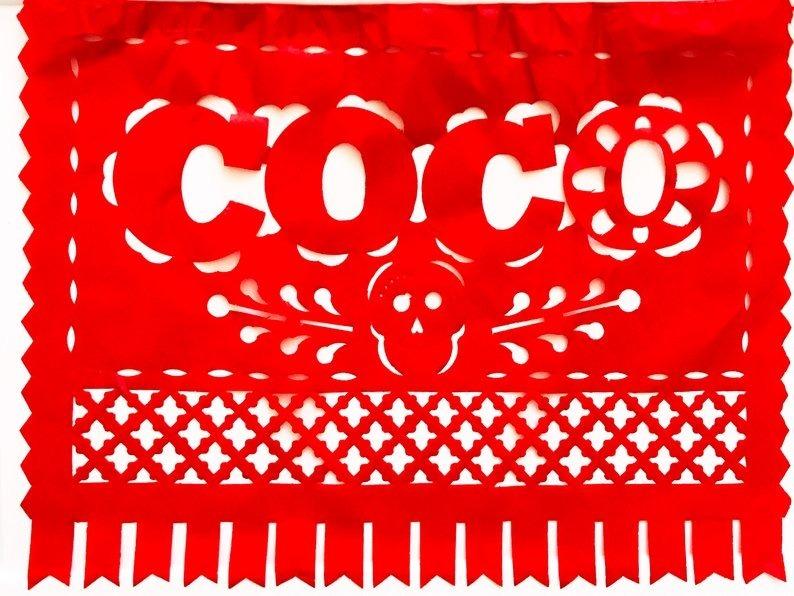 4dac8153fe3f8 Paquete Decoración De Coco. -   210.00 en Mercado Libre