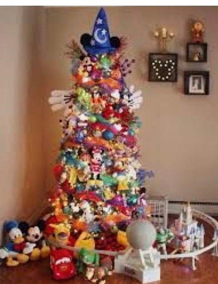Decorar El Arbol De Navidad 2019.Paquete Decorar Arbol Navidad 4 Piezas Mod 34 1790 00