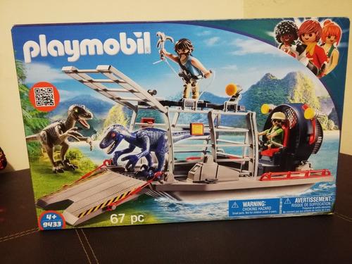 paquete  dinosaurios playmobil