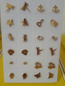 946274c1c63e Paquetes De Aretes Chiquitos De Acero Inoxidable A Mayoreo - Joyería en Mercado  Libre México