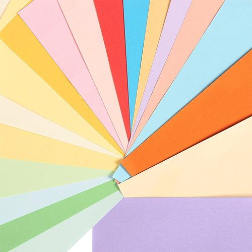 paquete económico especial de papel origami de doble c...