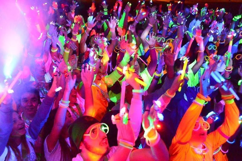 Life In Color Paint Party Austin Tx