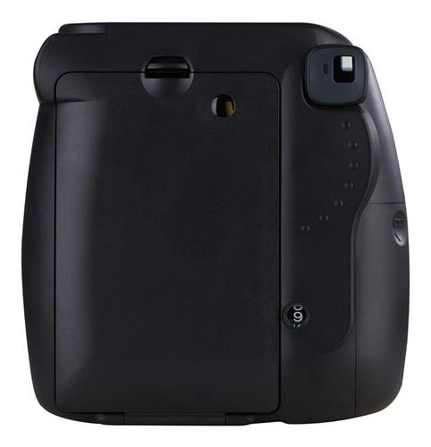 paquete fujifilm instax mini 8 negro + kit multi accesorios