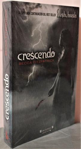 paquete hush hush + crescendo + silencio + finale - becca fi