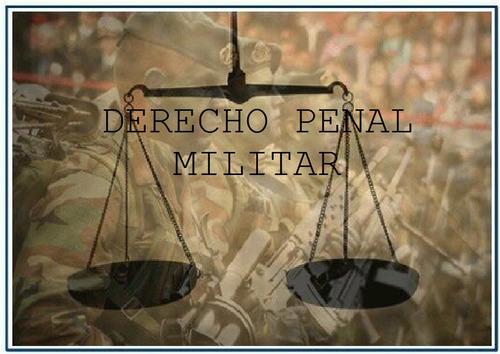 paquete jurídico sobre el derecho penal militar